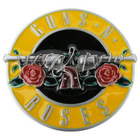 Guns N' Roses Riem Buckle/Gesp