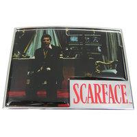 Scarface Foto Logo Riem Buckle/Gesp