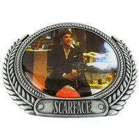 Machine Gun Scarface Riem Buckle/Gesp