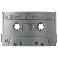 Cassette Tape - Metal - Riem Buckle/Gesp