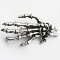 Skelet - Hand - Riem Buckle/Gesp
