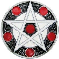 Pentagram Riem Buckle/Gesp