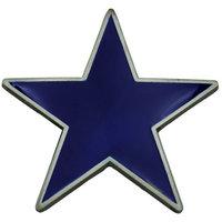 Ster Blauw Riem Buckle/Gesp