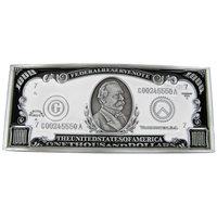 1000 - Dollar Biljet - Riem Gesp/Buckle