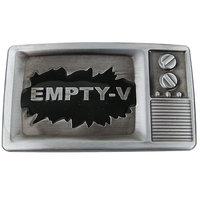Empty-V Oldschool Riem Buckle/Gesp