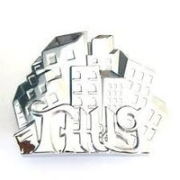 Thug City Riem Buckle/Gesp