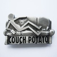 Couch Potato Riem Buckle/Gesp