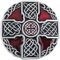 Celtic Cross Totem Riem Buckle/Gesp