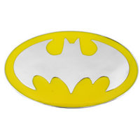 Batman - Logo - Riem Gesp/Buckle