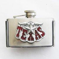 Drankflesje Texas Star Riem Buckle/Gesp