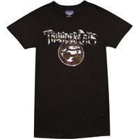 Thundercats Logo Dames T-shirt zwart