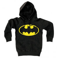 Batman - Kinder Zwart Vintage Sweater