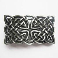 Keltisch Vintage Symbool Riem Gesp/Buckle