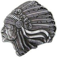 Indianen Verentooi Western Metal Riem Buckle/Gesp