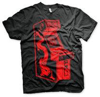 Mortal Kombat Arcade Heren T-shirt zwart