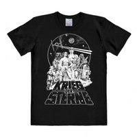 Star Wars Krieg der Sterne Heren easy-fit T-shirt