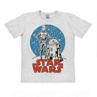 Star Wars Droids Heren easy-fit T-shirt