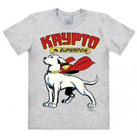 Krypto Superdog Heren easy-fit T-shirt