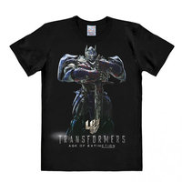 Transformers Age Of Extinction Heren easy-fit T-shirt zwart