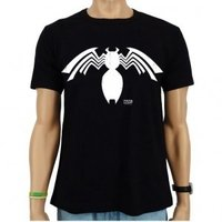 Venom Marvel Heren easy-fit T-shirt