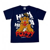 De Muppets - Fozzy - Heren Navy easy-fit T-shirt