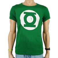 The Green Lantern Logo DC Comics Heren slim-fit T-shirt