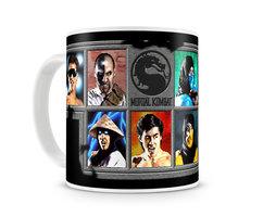 Mortal Kombat Koffie Mok