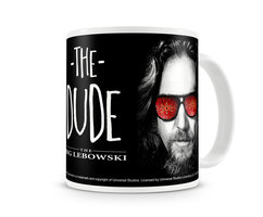The Big Lebowski - The Dude - Koffie Mok