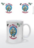 Breaking Bad - Los Pollos Hermanos - Koffie Mok