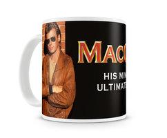 MacGyver Koffie Mok