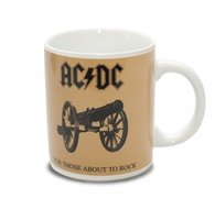 AC/DC - For Those About To Rock - Koffie Mok