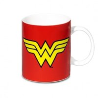 Wonder Woman - WW Logo - DC Comics - Koffie Mok