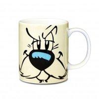 Asterix Idefix Face Koffie Mok
