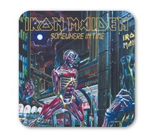 Iron Maiden Somewhere In Time Onderzetter