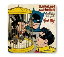 Batman And Robin - The Penguin - DC Comics onderzetter