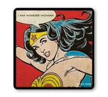 Wonder Woman - I am Wonder Woman - DC Comics onderzetter