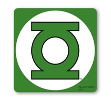 Green Latern DC Comics Onderzetter
