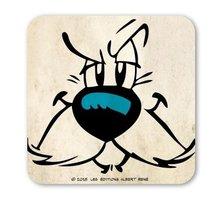 Asterix Idefix Faces Onderzetter