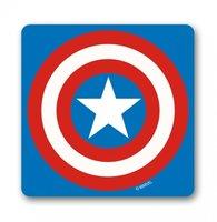 Captain America Shield Marvel DC Comics Onderzetter
