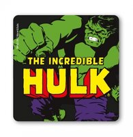 The Incredible Hulk Marvel onderzetter