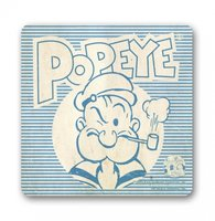 Popeye The Sailorman Onderzetter