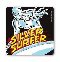 Silver Surfer Marvel onderzetter