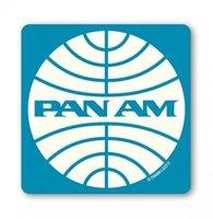 Pan Am Airlines onderzetter