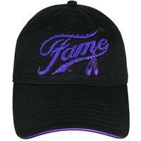 Fame - Paars Logo - Zwarte Pet