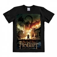 The Hobbit - The Battle Of The Five Armies - Zwart Heren easy-fit T-shirt
