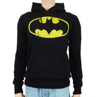 Batman - Vintage Logo - DC Comics Zwarte Sweater