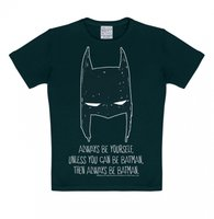 Batman - Always Be Yourself - DC Comics - Zwart Kinder T-shirt