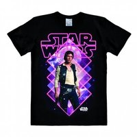 Star Wars Han Solo Heren easy-fit T-shirt