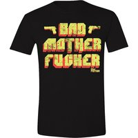 Pulp Fiction - Bad Mother Fucker - Heren Zwart T-shirt