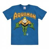 Aquaman T-shirt DC Comics easy-fit Heren